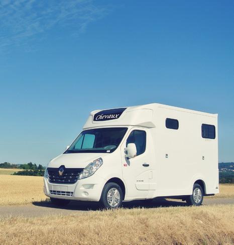 Camion chevaux Ameline Ecostar : AML Ecostar : maniabilité, le confort, la robustesse, le prix.
