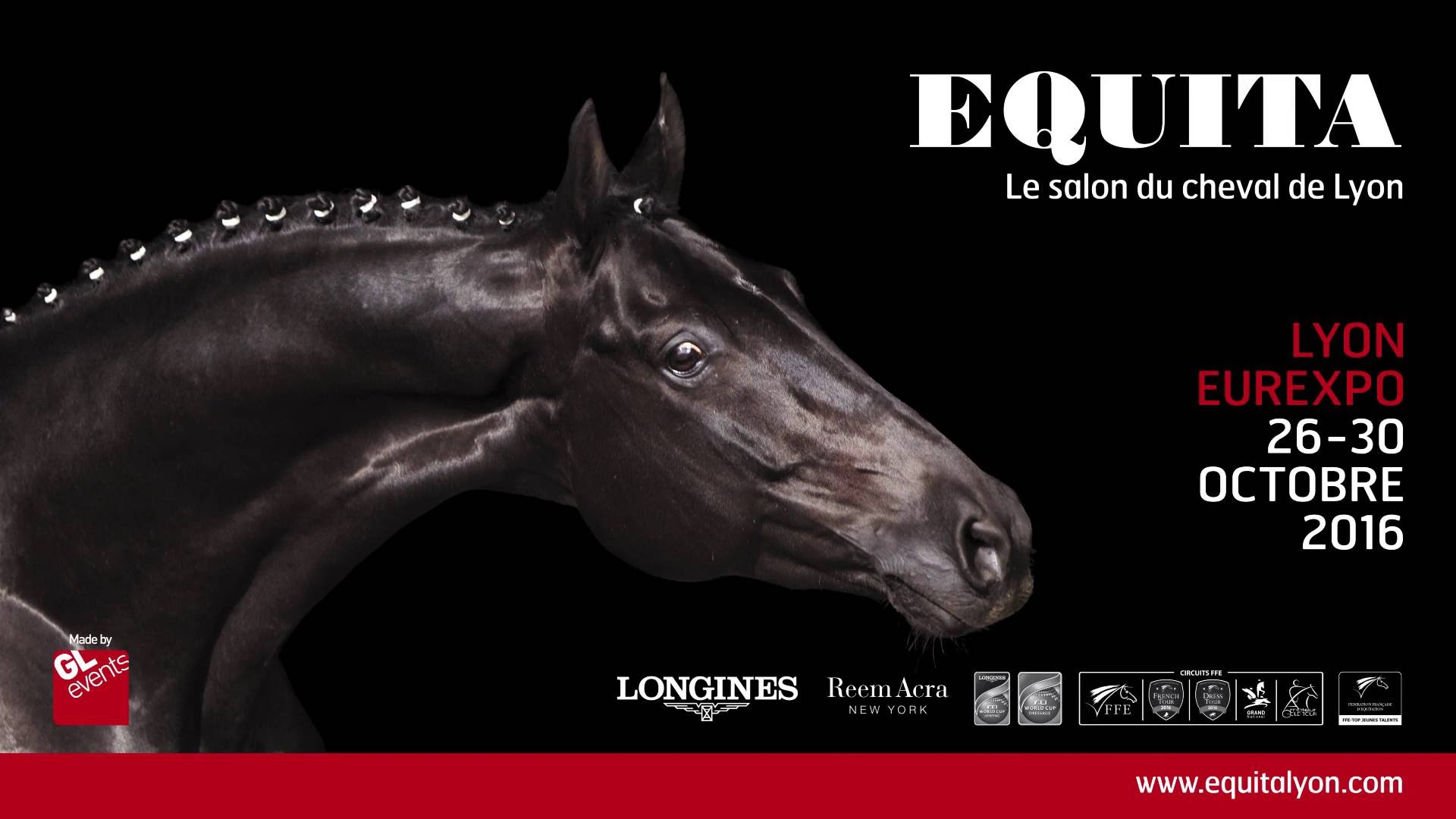 Participation au salon Equitalyon